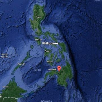 Image: Marawi City, Philippines