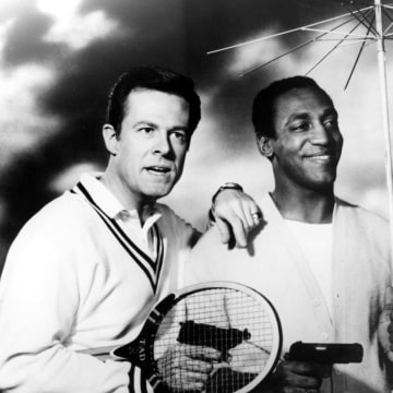 Image: Robert Culp and Bill Cosby