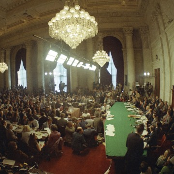 WATERGATE HEARINGS