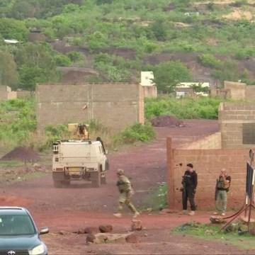 Image: Mali attack