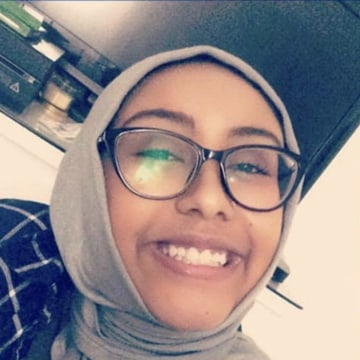Image: Nabra, the 17 year-old Virginia girl who was found murdered on June 18, 2017.