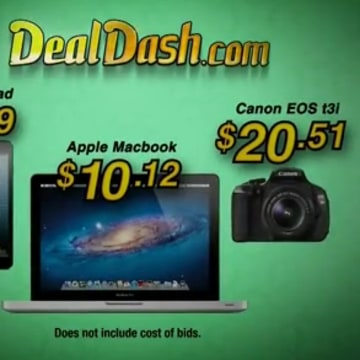 Mar 04, · DealDash auctions offers discounts of up to 90% on brand new electronics, kitchen appliances, and more. Bid on overstock brand named goods at up to 90% off retail. As seen on TV, DealDash guarantees free shipping with every purchase/5(K).