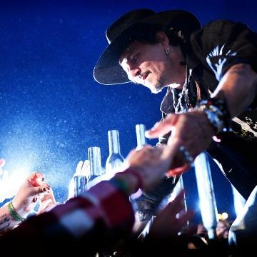 Image: Actor Johnny Depp