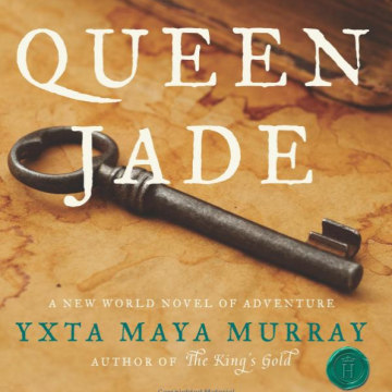 Image: The Queen Jade book