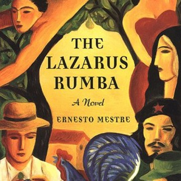 Image: The Lazarus Rumba book