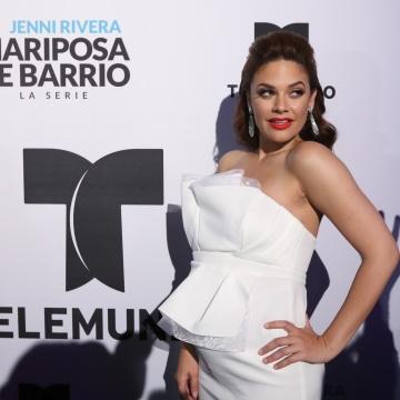 "Image: Telemundo's ""Jenni Rivera: Mariposa De Barrio"" Screening with Angelica Ceraya"