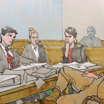 Image: Reality WInner In Court