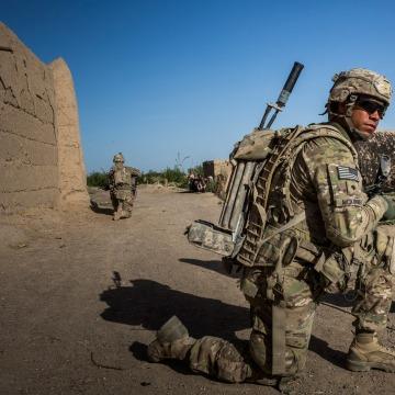 Image: U.S. War In Afghanistan