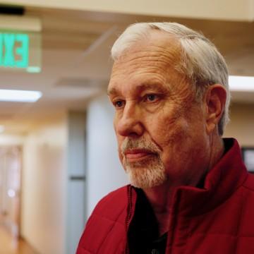 Image: Sayre, Oklahoma resident Bob Hicks