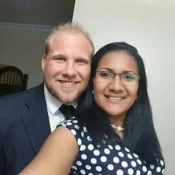 Image: Joshua Holt and Thamara Holt