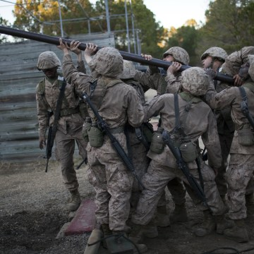 Image: Parris Island: US Marine Corps Boot Camp