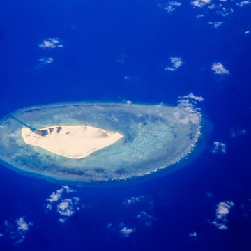 Image: Triton Island in the South China Sea