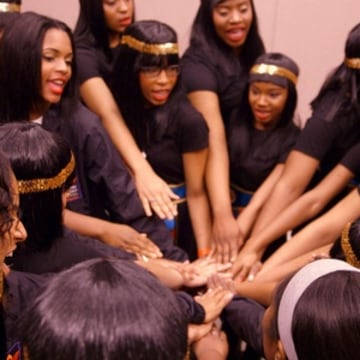 Image: STEP is the true-life story of a girls' high-school step team.
