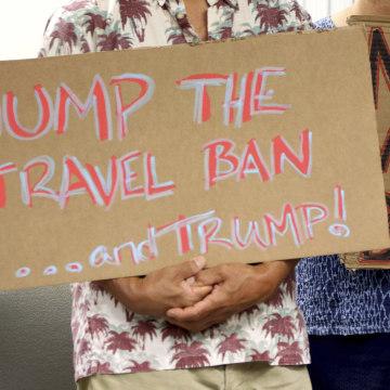 Image: Travel Ban