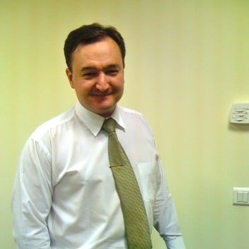 Magnitsky of Hermitage Capital Management