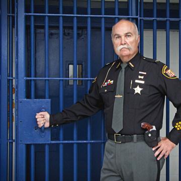 Image: Richard K. Jones, Sheriff of Butler County, Ohio.