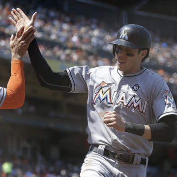 Giancarlo Stanton, Christian Yelich