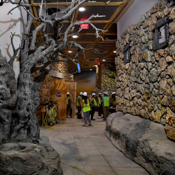 Preview Tour of the Museum of the Bible Under Construction