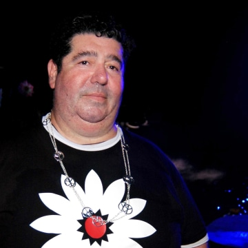 Image: Rob Goldstone attends a benefit in 2009