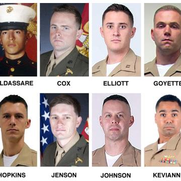 Image: Marines Plane Crash