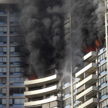 Three Reported Dead in Fire at Honolulu High-Rise – NBCNews.com