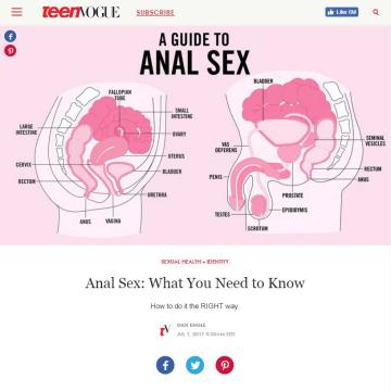 Image: Teen Vogue Article