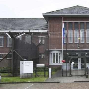 Image: A prison facility in Tilburg