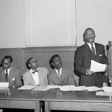 Image: 1957 Bus Boycott