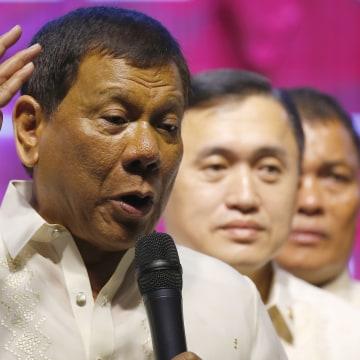 Image: Rodrigo Duterte