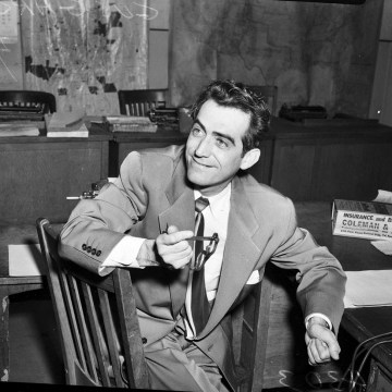 Image: Mexican-American civil rights lawyer Gus Garcia