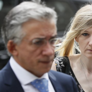 Image: Connie Yates, mother of Charlie Gard arrives at the Royal Court of Justice in London