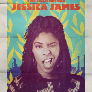 Image: Netflix's The Incredible Jessica James.