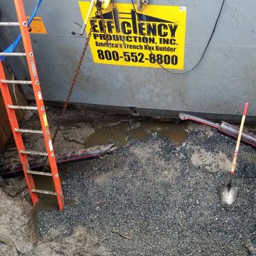 Image: Outer Banks power restoration efforts
