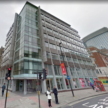 Image: Cambridge Analytica UK Office
