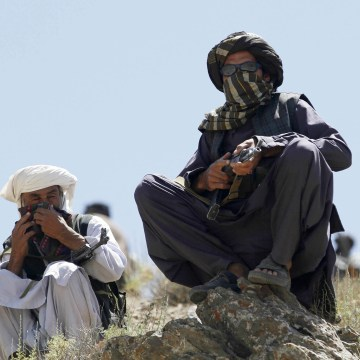 Image: Taliban Fighters