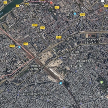 Image: Levallois Map