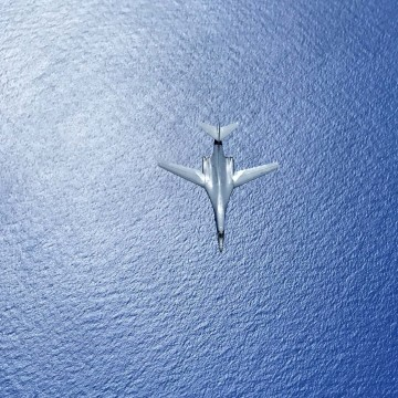 Image: A U.S. Air Force B-1B Lancer