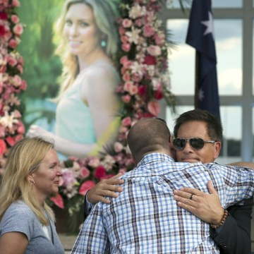 Image: Justine Damond Memorial