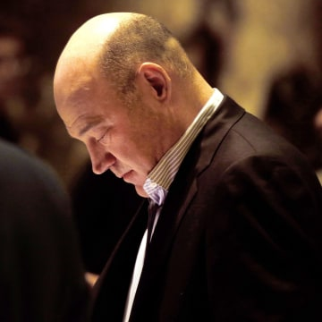 Image: Gary Cohn, chief operating officer of Goldman Sachs Group Inc.
