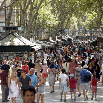 Image result for barcelona las ramblas attack