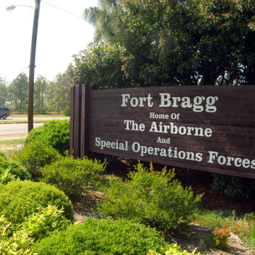 Image: Fort Bragg Home To U.S. Army Airborne
