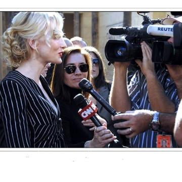 Image: Ana Martinez, Cate Blanchett