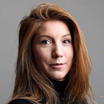 Image: Swedish journalist Kim Wall