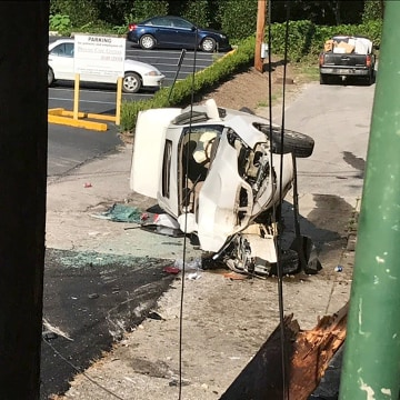 Image: Hyden, Kentucky Crash