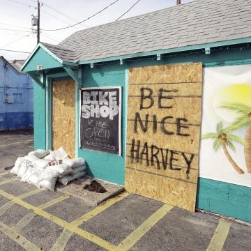 Image: Hurricane Harvey Preparations