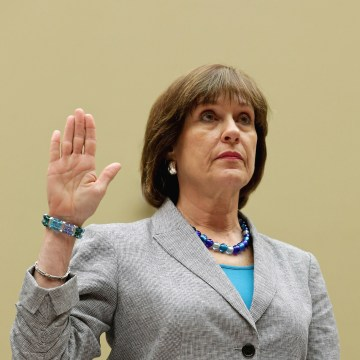 Image: House Holds Hearing On Political Targeting At The IRS