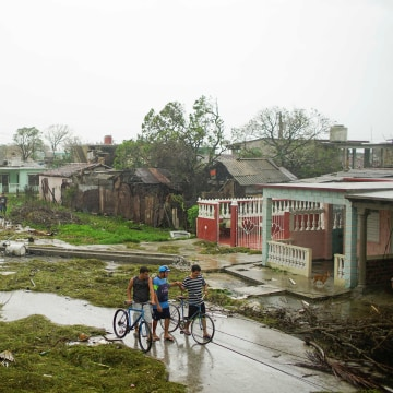 Image: Hurricane Irma in Caibarien, Cuba
