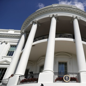 """Image: White House Hosts Innovators At First """"South By South Lawn"""" Gathering"""