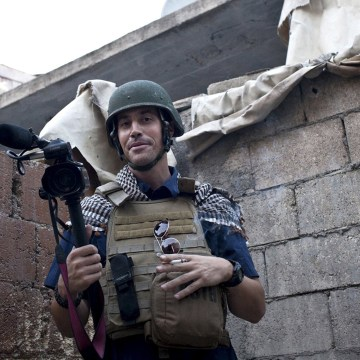 Image: James Foley