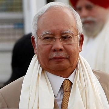 Image: Malaysia's Prime Minister Najib Razak